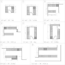 cuisine disposition cuisine disposition en parallèle kitchens kitchen design and