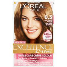 light golden brown hair color l oreal excellence creme hair colour natural light golden brown 1