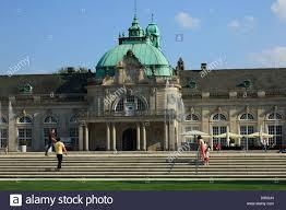 Gop Bad Oeynhausen Programm Kaiserpalais Mit Gop Variete Theater Im Kurpark Von Bad Oeynhausen