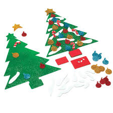 foam christmas tree crafts find craft ideas
