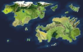 Fantasy World Maps by New World Map By Desuran On Deviantart