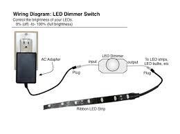 dc plug inline power switch 2 1mm barrel jack for single color led