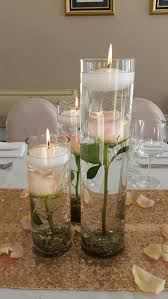 15 Inch Cylinder Vases Submerged Flowers In Cylinder Vases Submerged Flowers With