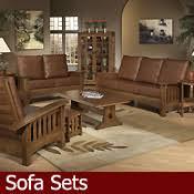 living room furniture mission living room furniture oak living