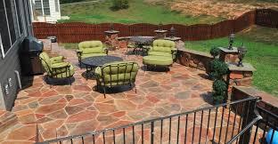 residential stamped concrete patio concrete patios salzano custom