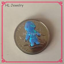 Opal Teh aliexpress buy 30pcs lot op06 azure blue 8 5 13mm syntehtic