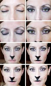 Simple Cat Makeup For Halloween by Best 25 Easy Cat Makeup Ideas Only On Pinterest Simple Cat