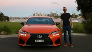 gsf lexus orange 2016 lexus gs f review chasing cars