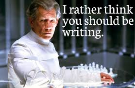 Magneto Meme - magneto wants me to write the side of me that routes for the x