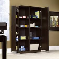 Bedroom Storage Furniture by Homeplus Storage Cabinet 411572 Sauder