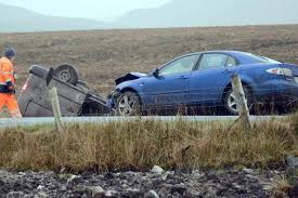 an post employee killed in a car crash in mayo while on duty