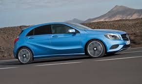 mercedes benz smaller cars below a class under consideration