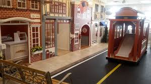 Lilypad Tiny House by Children U0027s Play Center In Mcmurray Pa Lilliput Towne Center