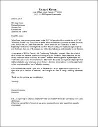 career services sample cover letters