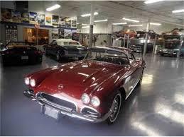 62 corvette convertible for sale 1962 chevrolet corvette for sale on classiccars com 62 available