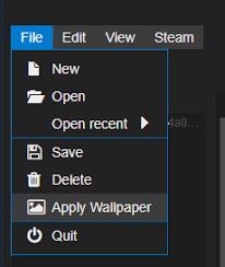 wallpaper engine high priority steam community wallpaper engine