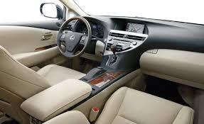 lexus interior 2012 lexus rx automotorblog