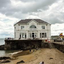 portrush seafront cafe portrush countyantrim ireland