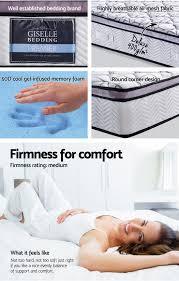 Home Design 5 Zone Memory Foam by Mattress Too Soft Best Mattress Decoration