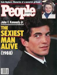John F Kennedy Jr Plane Crash John F Kennedy Jr 1988 Photos Look Back On People U0027s Sexiest