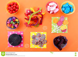 Halloween Happy Birthday by Happy Halloween Candy Background Stock Photo Image 75566702
