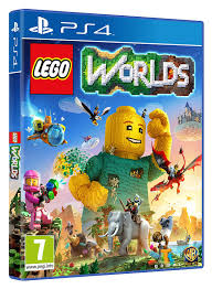 ps4 game invite lego worlds ps4 amazon co uk pc u0026 video games
