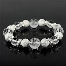 white crystal bracelet images Cameron rakuten global market power stone nature stone jpg