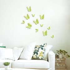 glow in the dark 3d butterflies wall art stickers glow in the dark 3d butterflies wall art