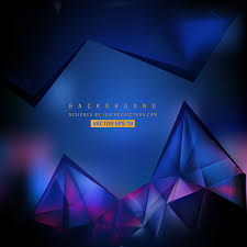 background design navy blue abstract navy blue geometric triangle background design 123freevectors