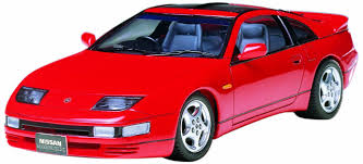 nissan 300z amazon com tamiya car kit 1 24 24087 nissan 300zx turbo toys u0026 games