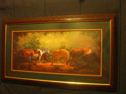 home interior horse pictures retired home interior horse picture antique price guide details