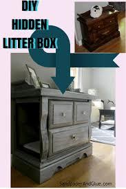 litter box furniture diy ideas