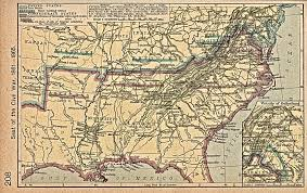 Old Map South America by United States Historical Maps Map Collection Ut