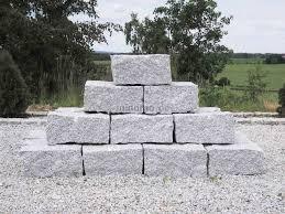 granit mauersteine trockenmauer gartenmauer granitsteine 21 stk