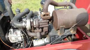 2005 toro 5500d reelmaster w d1105 t turbo diesel engine w