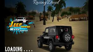 beach jeep surf beach jeep water real surfing best android gameplay hd youtube