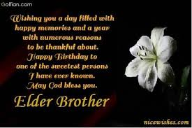 40 awesome birthday greetings for elder brother u2013 best birthday