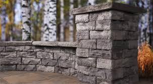 dimensional wall garden retaining walls
