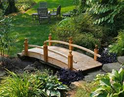 small garden bridge small garden bridge design lovely wooden bridge set over small