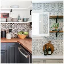 6 elegant varieties of kitchen backsplash tile big chill