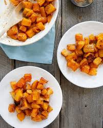 butternut squash side dish recipe popsugar fitness