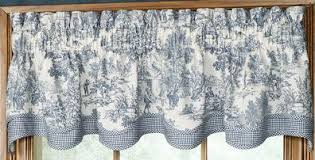 Country Ruffled Valances Country Ruffles At Village Discount Drapery