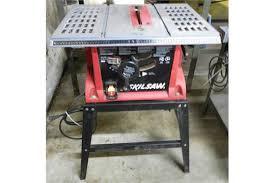 Skil Table Saw Skilsaw Mod 3310 10