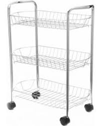Rolling Bathroom Storage Cart by New Year U0027s Shopping Deals On Novamass 3 Tiers Rolling Storage Cart