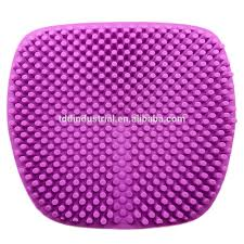Seat Cushion For Sciatica Non Slip Coccyx Orthopedic Silicone Gel Office Chair And Car Seat