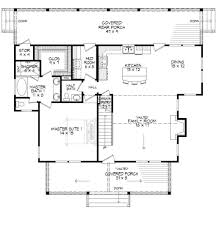 Half Bath Floor Plans Country Style House Plan 3 Beds 3 50 Baths 1972 Sq Ft Plan 932 3