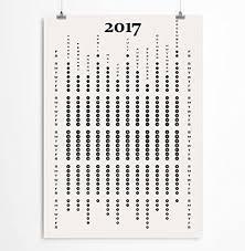 2017 black friday amazon coins amazon com minimalist wall calendar for 2017 black and white