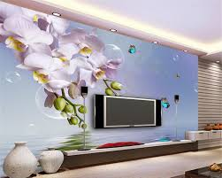Cheap Wall Murals by High Quality Orchid Wall Murals Buy Cheap Orchid Wall Murals Lots