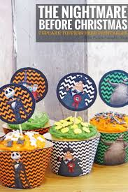 halloween cupcake ideas 10 best the nightmare before christmas ideias images on pinterest