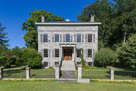hudson valley greek revival treasure new york luxury homes